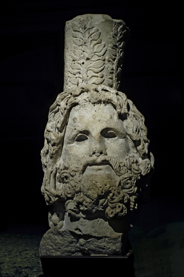 God Serapis