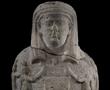 Osiris-Canopus, marble, 1st-2nd century AD.